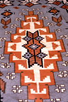 Upper Rio Grande weaving; New Mexico, USA (circa mid-1970s, Medanales, New Mexico and Alamosa, Colorado)